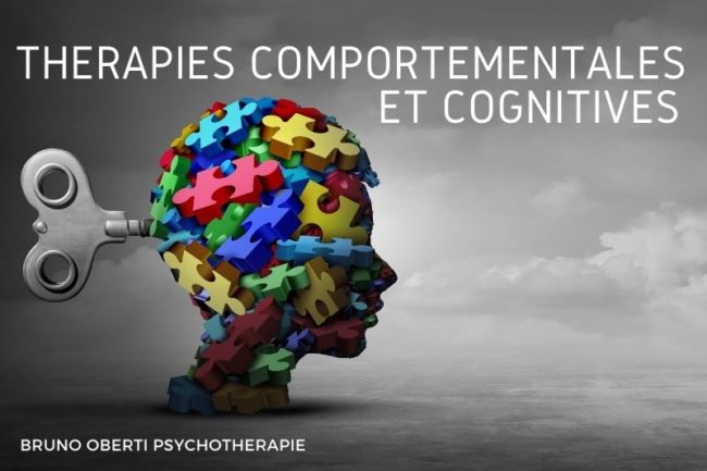 Thérapies comportementales et cognitives Bruno Oberti