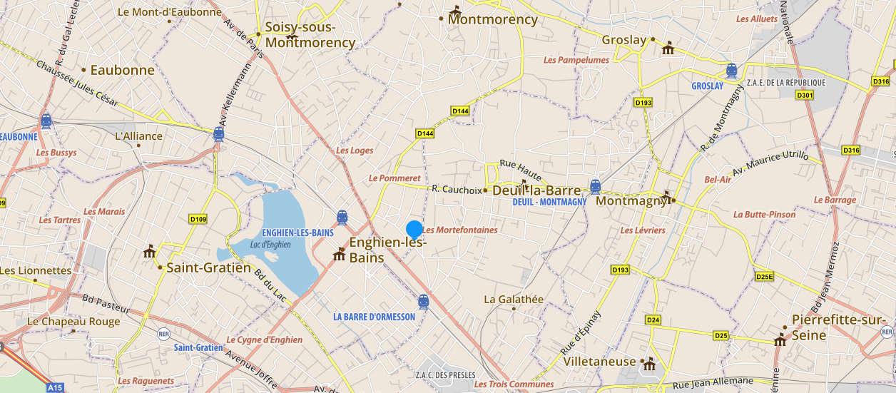 carte-routiere-BOberti-psychothérapeute-Enghien-les-Bains
