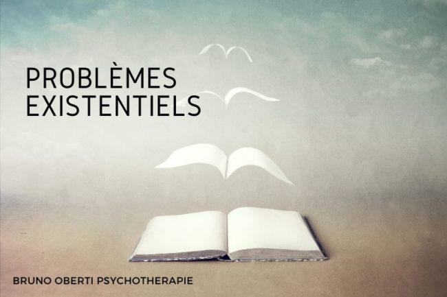 Problèmes existentiels - Bruno Oberti Psy